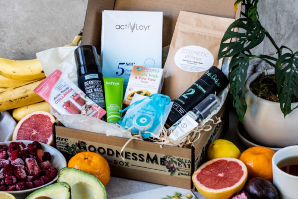 ActivLayr Featured in GoodnessMe May Beauty Box!